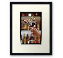 The Drink Dreams Are Made Of Framed Print