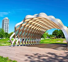 The Peoples Gas Pavilion by James Watkins