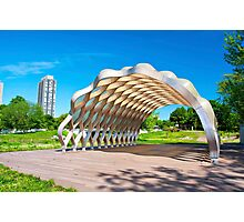 The Peoples Gas Pavilion Photographic Print