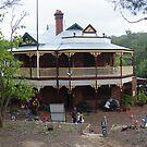Mundaring Weir Hotel, Western Australia by BigAndRed
