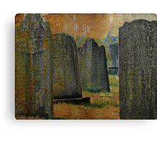 Tombstone Territory Canvas Print