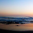 Sunset Series - Baja California, Rosarito by Justin Appel
