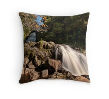 Kaiate autumn sun Throw Pillow