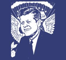JOHN F. KENNEDY-2 by OTIS PORRITT