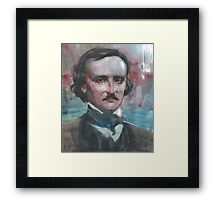 Edgar Alan Poe Framed Print
