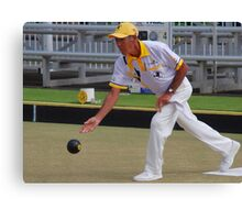 M.B.A. Bowler no. b216 Canvas Print