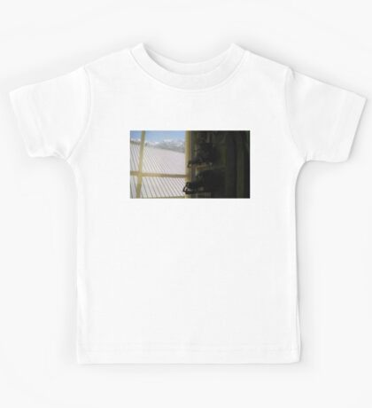Sunporch View - Ouray Museum Kids Tee