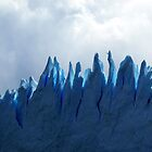 Glaciar Perito Moreno face , Patagonia Argentina  by geophotographic