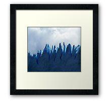 Glaciar Perito Moreno face , Patagonia Argentina  Framed Print