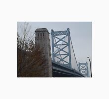 Classic Ben Franklin Bridge, Philadelphia, Pennsylvania Unisex T-Shirt
