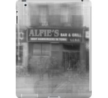 Alfie's Bar and Grill Toronto iPad Case/Skin