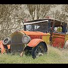 Rustic Old Ford by Vicki73