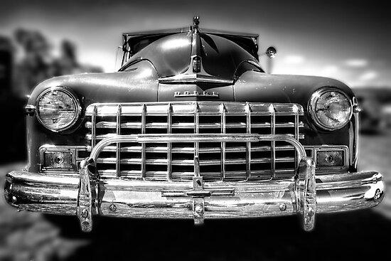 Chrome Dodge by Bob Larson