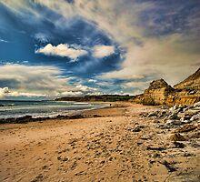 Port Willunga Beach by RickyC