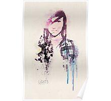 Poxleitner LiGHTS  Poster