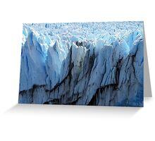 Glaciar Perito Moreno , Patagonia Argentina  Greeting Card