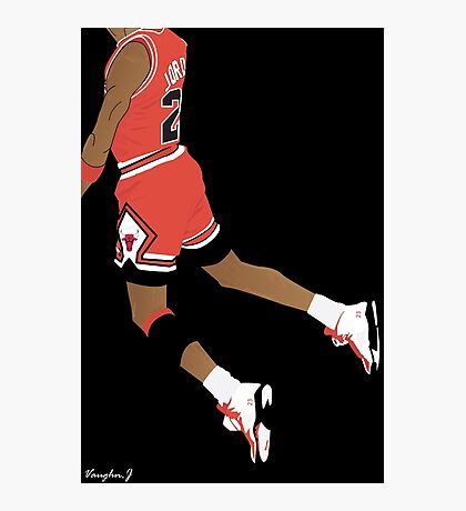 MJ Photographic Print