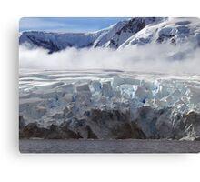 Wilhelmina bay,  Antarctic Peninsula Canvas Print