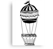 Hot air balloon Canvas Print