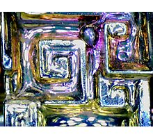 Bismuth As Usual Photographic Print