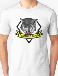 MGS Diamond Dogs Unisex T-Shirt