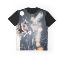 BADASS WOMEN - Eliza Dushku Graphic T-Shirt