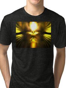 Gold Ember Tri-blend T-Shirt