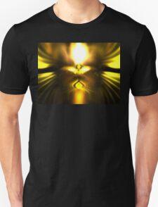 Gold Ember Unisex T-Shirt