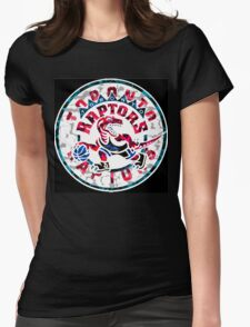RAPTORS INVERT BLACK T-Shirt