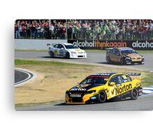 Dick Johnson Racing - James Moffat Metal Print