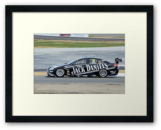 Jack Daniel's Racing - Todd Kelly by Daniel Carr