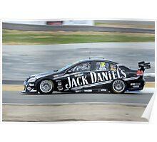 Jack Daniel's Racing - Todd Kelly Poster