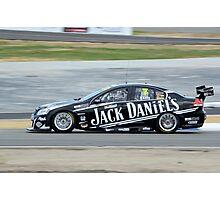 Jack Daniel's Racing - Todd Kelly Photographic Print