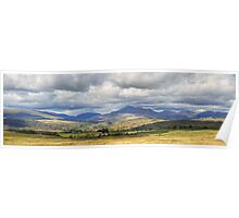 Views From Birker Fell Poster