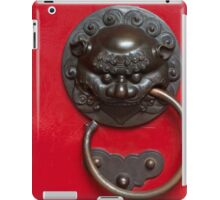 Buddhist Guardian  iPad Case/Skin