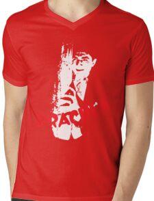 Dracula Mens V-Neck T-Shirt