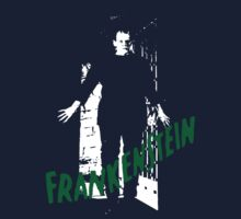 Frankenstein by Paul Mitchell