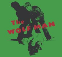 Wolf Man by Paul Mitchell