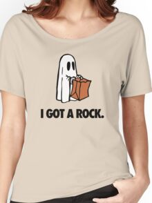 I GOT A ROCK. Women's Relaxed Fit T-Shirt