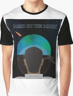 Kid Cudi Man on the Moon Graphic T-Shirt