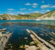 Lulworth Cove by Paul Hutchinson