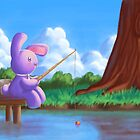 Gone fishing by KasumiCR