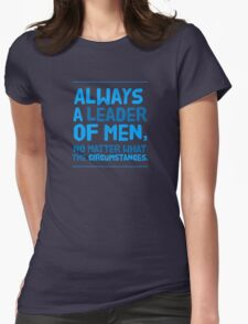 Professor Maximillian Arturo  Womens Fitted T-Shirt