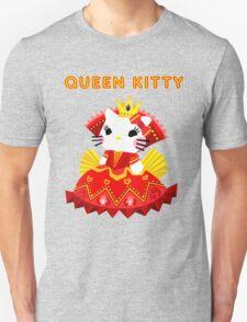 Queen Kitty Unisex T-Shirt