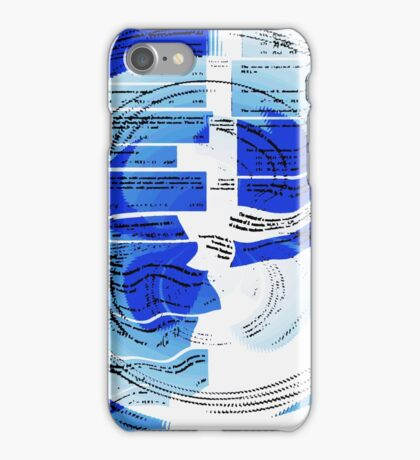 Statistics and Probability iPhone Case/Skin