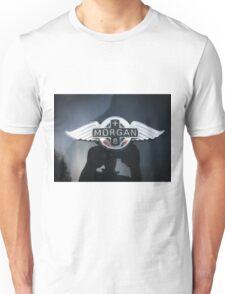 Morgan wings Unisex T-Shirt