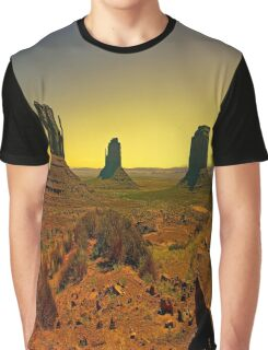 Valley of The Navajo Graphic T-Shirt