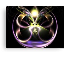 Butterfly Ball Canvas Print