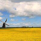 Mill Zeldenrust Groningen by DutchLumix