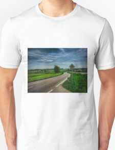right of way landscape T-Shirt